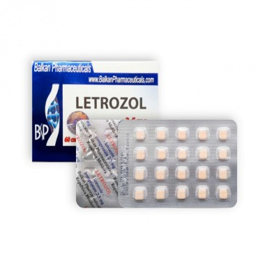 Letrozol 2,5 mg Balkan Pharmaceuticals