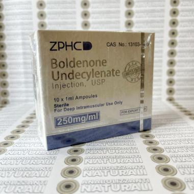 Boldenon Undecylenate U.S.P. 250 mg Zhengzhou