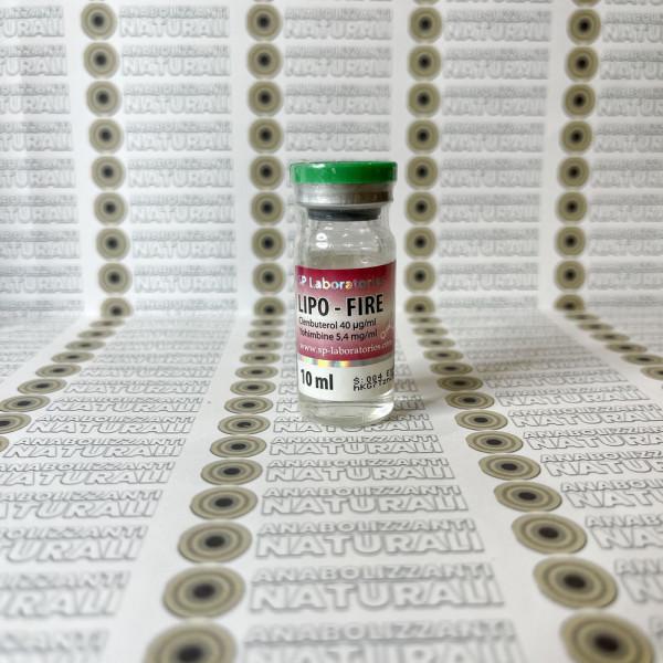 Lipo-Fire 10 ml SP Laboratories