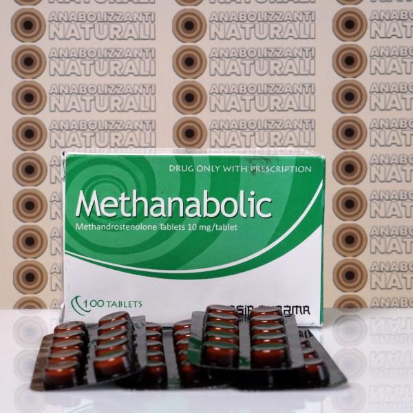 Methanobolic 10 mg Asia Pharma