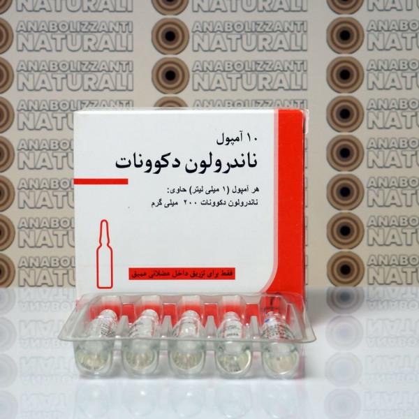 Nandrolone Decanoate 200 mg Aburaihan