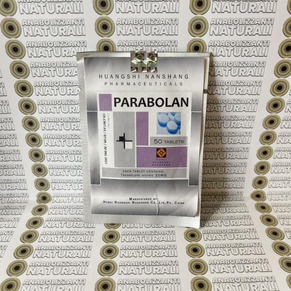 Parabolan (Trenbolone acetate) 50 mg Hubei Huangshi Nanshang