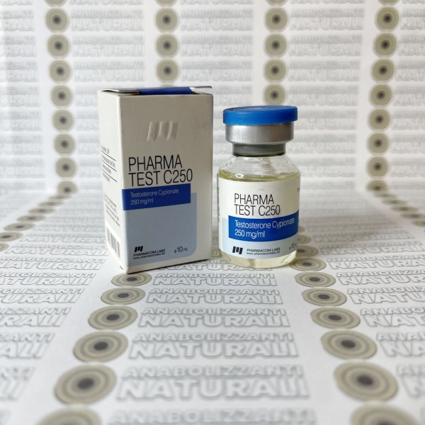 Pharma Test C 250 mg Pharmacom Labs