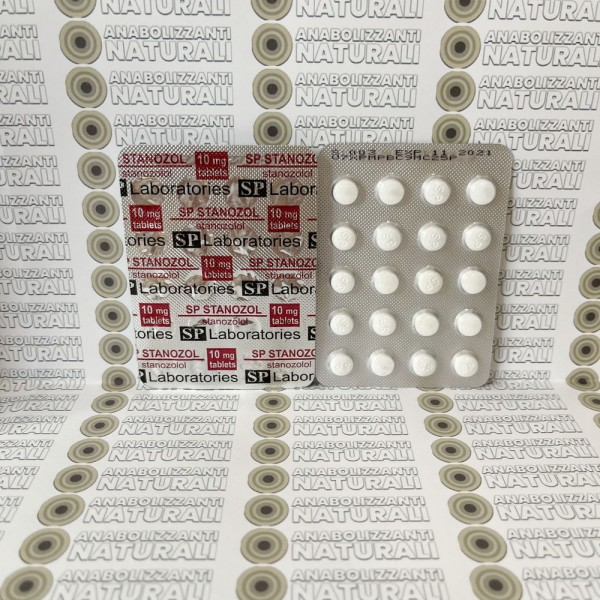 SP Stanozol 10 mg SP Laboratories